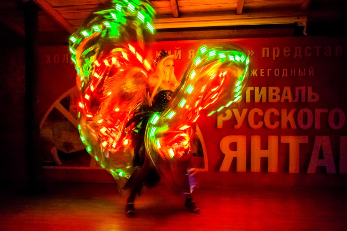29 июня состоялся «Третий ежегодный фестиваль Русского янтаря»